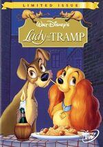 Ladyandthetramp dvd