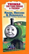RacesRescuesandRunaways VHS