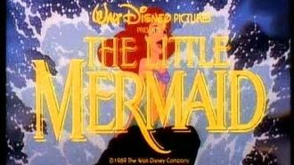 The Little Mermaid - 1989 Theatrical Trailer
