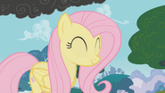 Cute Fluttershy 'thank goodness' S01E07