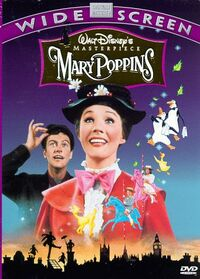 Mary Poppins 1998 DVD