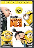 Despicableme3 dvd