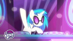 MLP DJ Pon-3 Rave