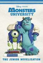 Monstersuniversity book