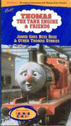 James Goes Buzz Buzz and Other Thomas Stories (VHS/DVD)