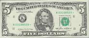 $5-K (1987)