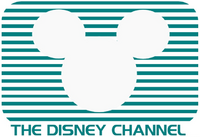 1983 Disney Channel Logo