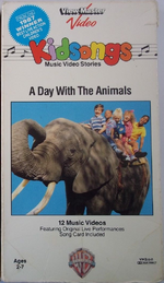 Kidsongs daywiththeanimals