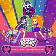 My Little Pony: Equestria Girls: Rainbow Rocks (soundtrack)