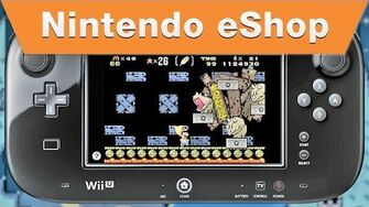 Nintendo eShop - Super Mario World Super Mario Advance 2 on the Wii U Virtual Console
