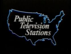 Public Television Stations (1985-1987)