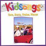 Kidsongs carsalbum