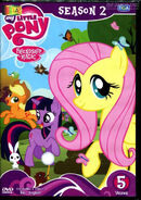 My Little Pony Season 2 Vol. 5 Thai DVD