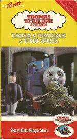 Tenders&Turntables VHS