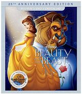Beauty and the Beast 2016 Blu-ray