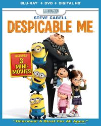 Despicable Me 2013 Blu-ray