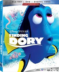 Finding Dory 2019 Blu-ray