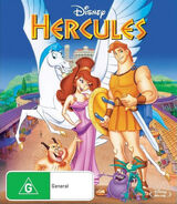 Hercules blurayau