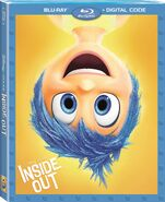 Inside Out 2018 Blu-ray