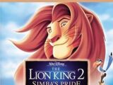 The Lion King II: Simba's Pride (Special Edition)