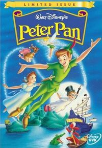 Peterpan dvd