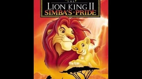 The Lion King II - Simba's Pride (1998) Video Trailer 1080p HD