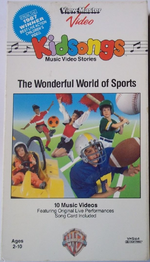 Kidsongs wonderfulworldofsports