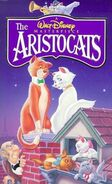 The Aristocats (1996 VHS)