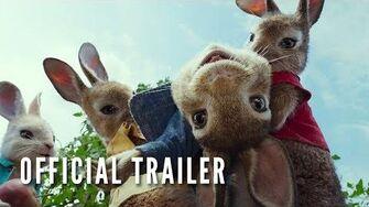 PETER RABBIT - Official Trailer 2