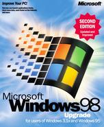 Windows98 upgrade