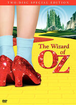 The Wizard of Oz 2005 DVD
