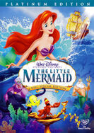 The Little Mermaid (Platinum Edition)