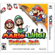 Mario&luigi paperjam