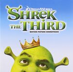 Shrek3 soundtrack