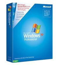 Windowsxp2 professional