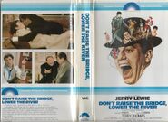 Don't raise the bridge, lower the river vhs 1979 cover