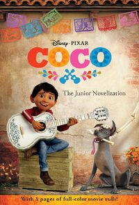 Coco juniornovel