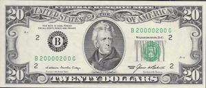 $20-B (1987)