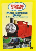 MakeSomeoneHappy DVD