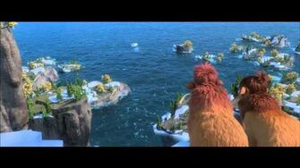 Ice Age Continental Drift Official Trailer 20th Century FOX