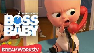 THE BOSS BABY Official Trailer