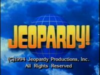 Jeopardy 1994