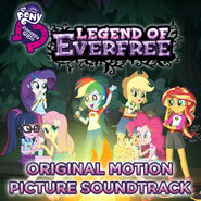 My Little Pony: Equestria Girls: Legend of Everfree (soundtrack)