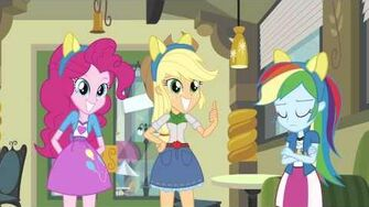 My Little Pony Equestria Girls - Trailer (2)