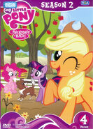 My Little Pony Season 2 Vol. 4 Thai DVD
