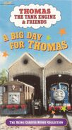 A Big Day for Thomas (VHS/DVD)
