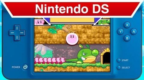 Nintendo DS - Kirby Mass Attack Teaser Trailer (Aug