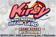 Kirbygbatitle english