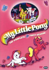 Mylittlepony 2004dvd