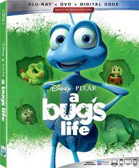 A Bug's Life 2019 Blu-ray